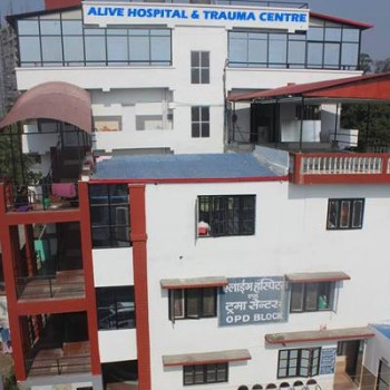 ALIVE HOSPITAL & TRAUMA CENTRE