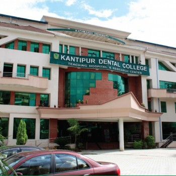 KANTIPUR DENTAL COLLEGE TEACHING HOSPITAL & RESEARCH CENTER