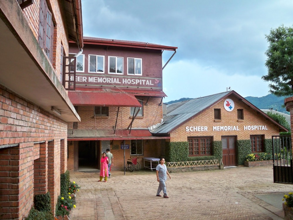 Scheer Memorial Hospital