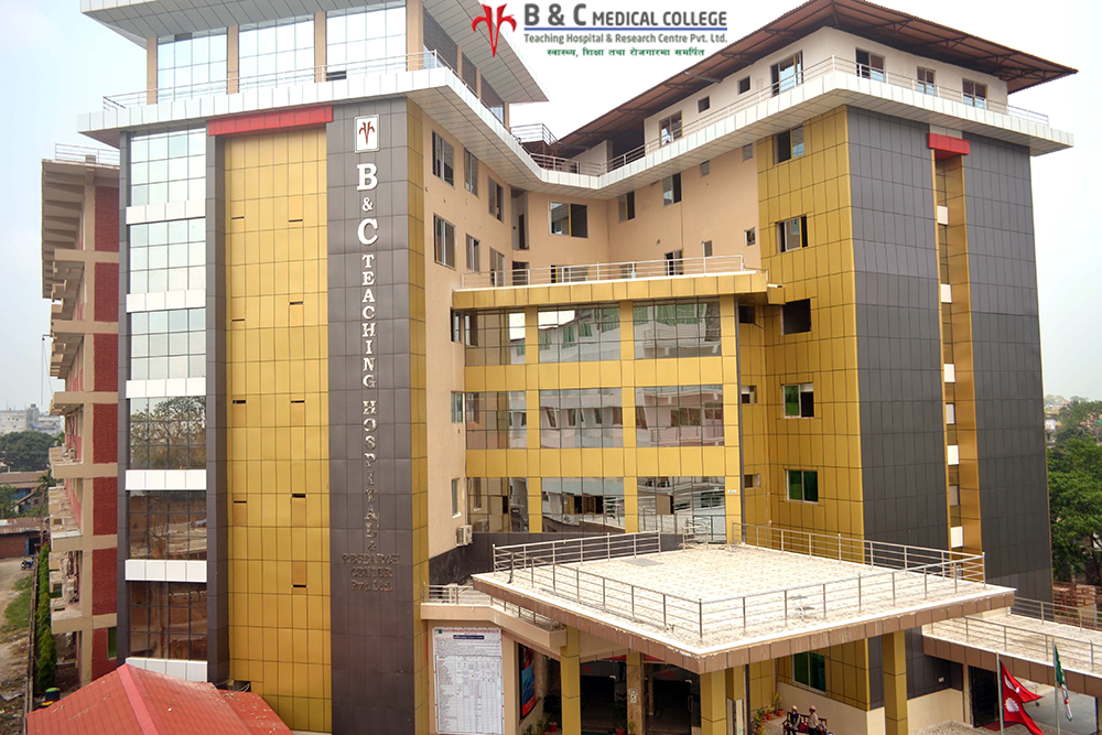 B&C Hospital and Research Center Pvt.Ltd