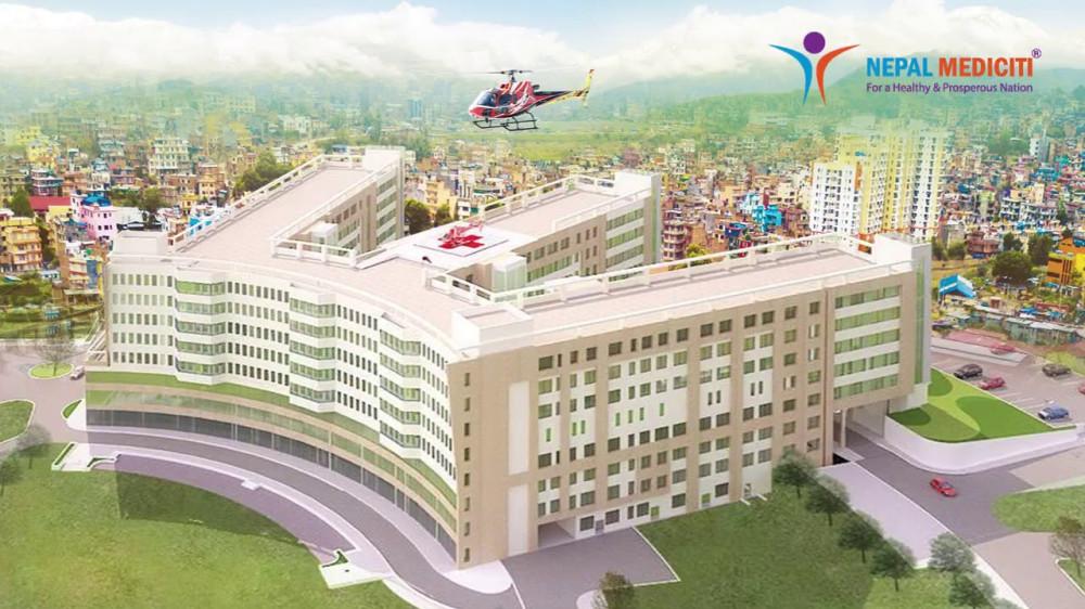 Nepal Mediciti Hospital Pvt.Ltd