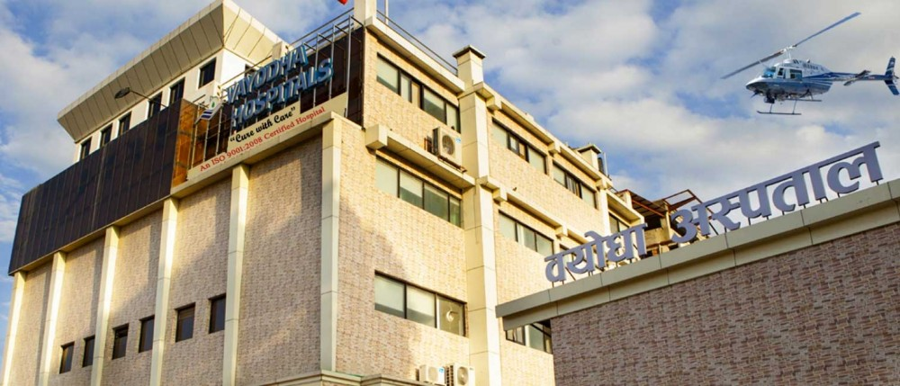 Vayodha Hospitals Pvt. Ltd.