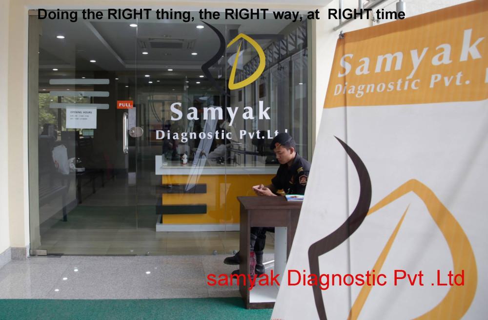 Samyak Diagnostic Pvt. Ltd.